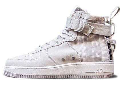 Nike SF Air Force 1 Mid Vast Greyの写真