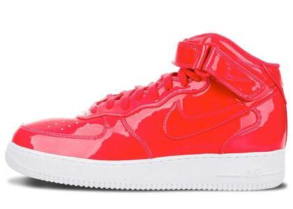Nike Air Force 1 Mid Ultraviolet Siren Redの写真