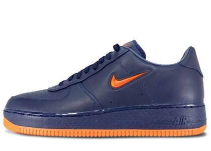 Nike Air Force 1 Low NYC Obsidian Orangeの写真