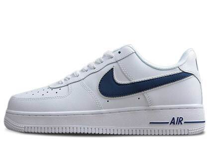 Nike Air Force 1 Low White Deep Royalの写真