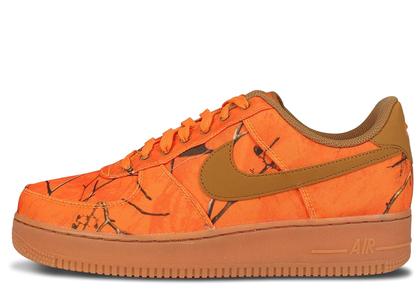 Nike Air Force 1 Low Realtree Orangeの写真