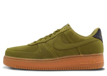Nike Air Force 1 Low '07 Camper Green Gumの写真