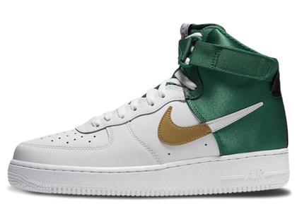 Nike Air Force 1 High NBA Celticsの写真