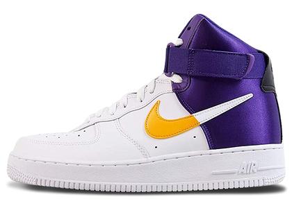 Nike Air Force 1 '07 LV8 High NBA Lakersの写真