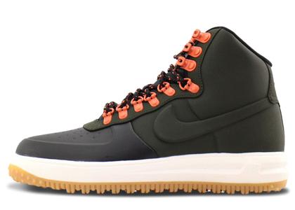 Nike Lunar Force 1 Duckboot 18 Black Sequoiaの写真