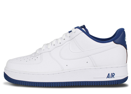 Nike Air Force 1 Low White Deep Royal Blueの写真