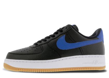 Nike Air Force 1 Low Black Royal Gumの写真