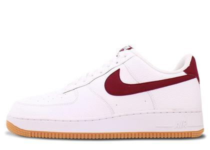 Nike Air Force 1 Low '07 Gum Medium Brownの写真