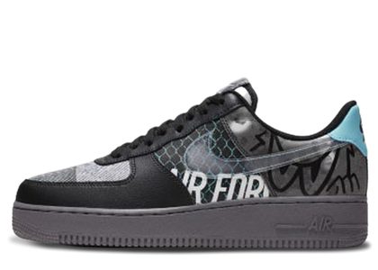 Nike Air Force 1 Low Off Noir Pure Platinumの写真