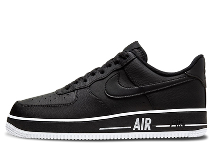 Nike Air Force 1 Low Bold Air Black Whiteの写真