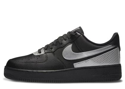 Nike Air Force 1 Low 3M Blackの写真