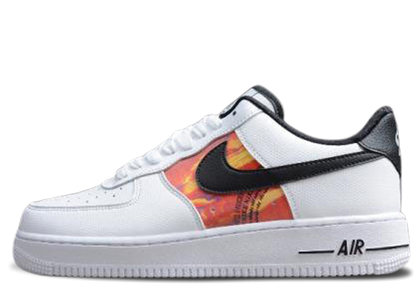 Nike Air Force 1 Low Vintage Mosaic Whiteの写真