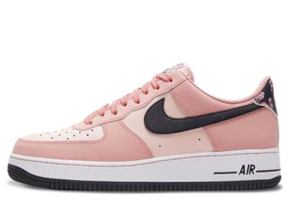 Nike Air Force 1 Low Peach Pack Pink Quartzの写真