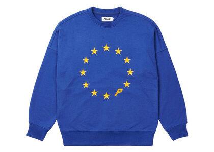 Palace EU-Don Crew Blue (FW21)の写真