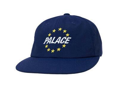Palace EU-Don Shell Pal Hat Navy (FW21)の写真
