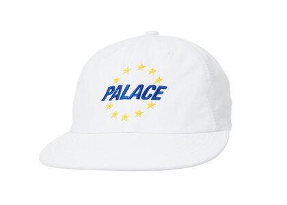 Palace EU-Don Shell Pal Hat White (FW21)の写真