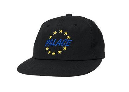 Palace EU-Don Shell Pal Hat Black (FW21)の写真