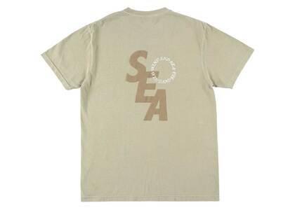 SAINT MXXXXXX × Wind And Sea S_E_A SD W&S T Shirt Ocherの写真