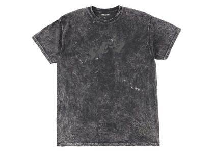 SAINT MXXXXXX × Wind And Sea J.Fresh Circle M Wash T Shirt Black Washの写真