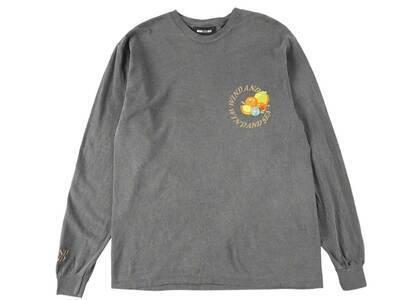 SAINT MXXXXXX × Wind And Sea J.Fresh Circle L/S T Shirt Ash Freshの写真