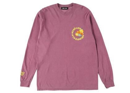 SAINT MXXXXXX × Wind And Sea J.Fresh Circle L/S T Shirt Berry Freshの写真