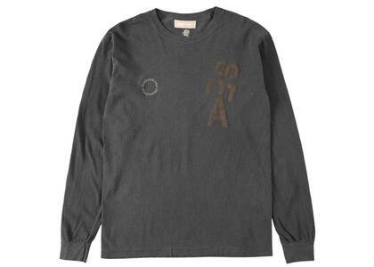 SAINT MXXXXXX × Wind And Sea Slide L/S T Shirt Charcoalの写真