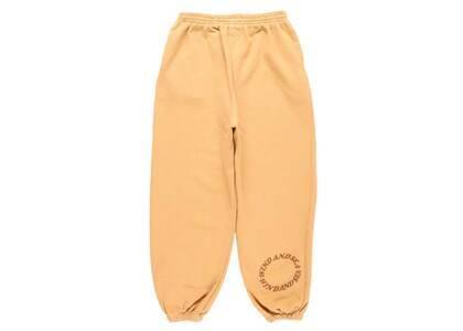 SAINT MXXXXXX × Wind And Sea Circle Sweat Pants Tanの写真
