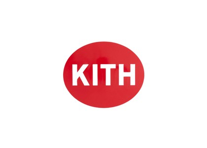 Kith for Wilson Logo Racquet Stencil Retroの写真