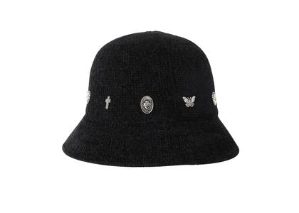 X-girl Concho Hat Blackの写真
