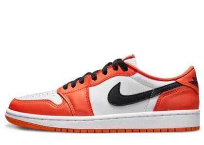Nike Air Jordan 1 Low Starfish Womensの写真