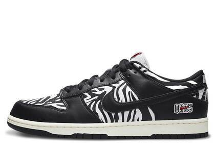 Quartersnacks × Nike SB Dunk Low Zebraの写真