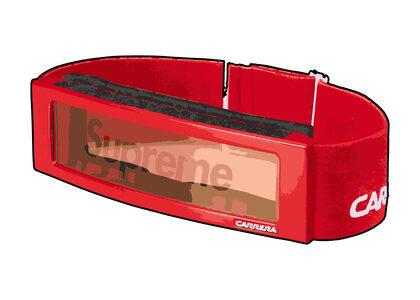 Supreme Carrera Overtop Goggles Red (FW21)の写真
