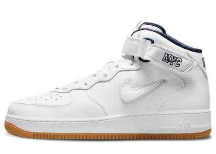 Nike Air Force 1 Mid NYC Midnight Navyの写真