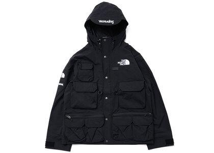 Supreme The North Face Cargo Jacket Blackの写真