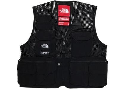 Supreme The North Face Cargo Vest Blackの写真