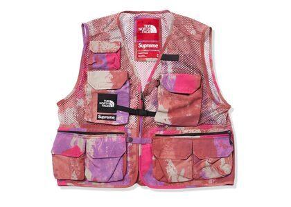 Supreme The North Face Cargo Vest Multicolorの写真