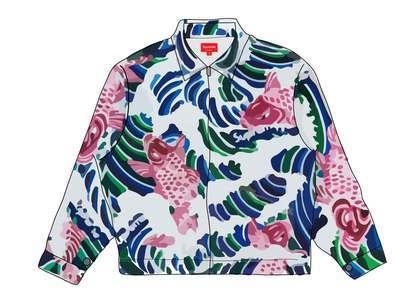 Supreme Waves Work Jacket Multicolorの写真