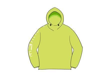 Supreme Digital Logo Track Jacket Bright Greenの写真
