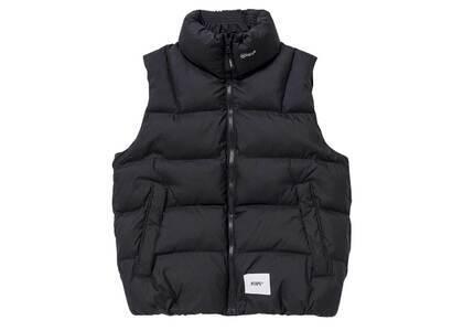 Wtaps Bivouac Vest Poly Taffeta Limonta Blackの写真