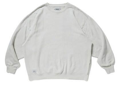 Wtaps Blank 01 Crew Neck Cotton Off Whiteの写真