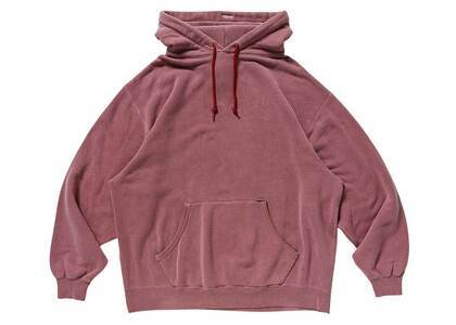 Wtaps Blank 01 Hooded Cotton Redの写真