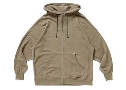 Wtaps Blank Zip Hooded Cotton Coyote Brownの写真