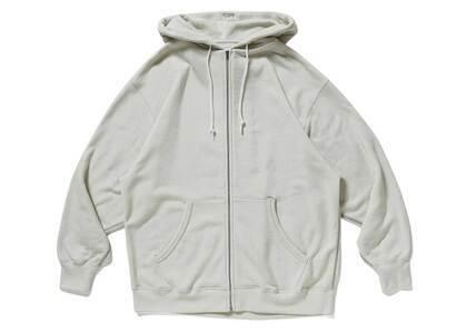 Wtaps Blank Zip Hooded Cotton Off Whiteの写真
