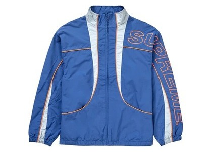 Supreme Piping Track Jacket (FW20) Pale Blueの写真