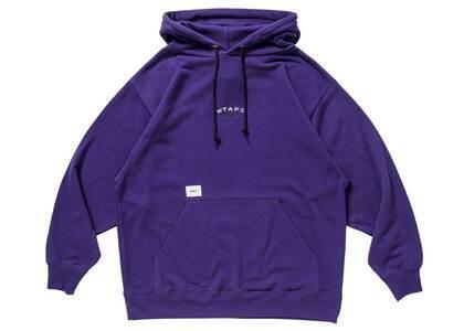 Wtaps Thor Hooded Copo Purpleの写真