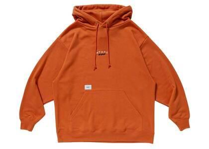 Wtaps Thor Hooded Copo Orangeの写真