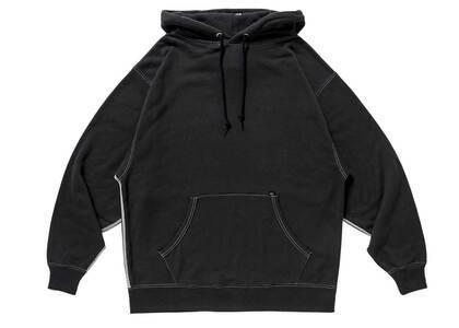 Wtaps Blank 02 Hooded Cotton Blackの写真