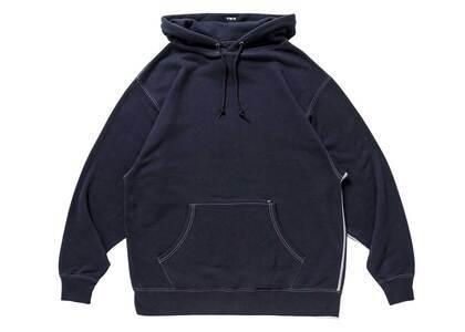 Wtaps Blank 02 Hooded Cotton Navyの写真