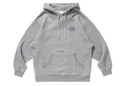 Wtaps Academy Hooded Cotton Gray (FW21)の写真