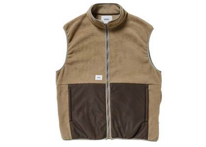 Wtaps Wozzy Vest Rapo Coyote Brownの写真